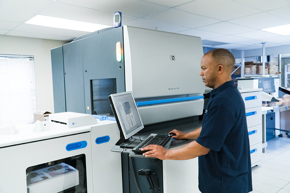 Digital printing, HP Indigo 7900 Digital Press