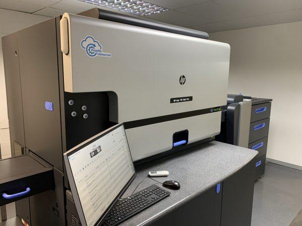 HP Indigo 7900 Digital Press